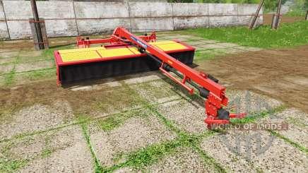 New Holland Discbine pour Farming Simulator 2017