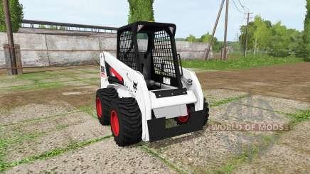 Bobcat S160 v2.3 für Farming Simulator 2017