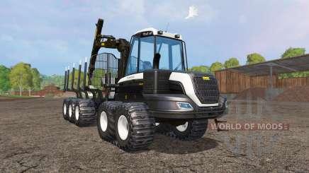 PONSSE Buffalo 10x10 für Farming Simulator 2015