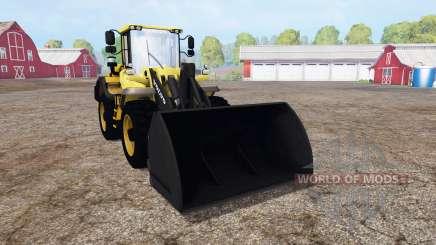 Volvo L120H pour Farming Simulator 2015