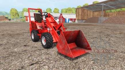 Weidemann Hoftrac 916 DM für Farming Simulator 2015