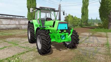 Deutz-Fahr AgroStar 6.61 v1.2 pour Farming Simulator 2017