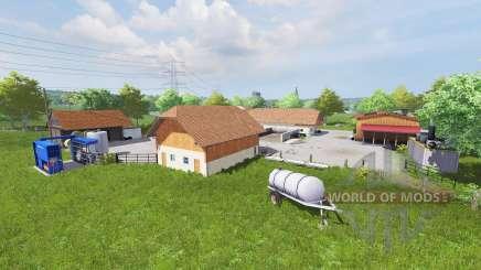 Unterleiten für Farming Simulator 2013