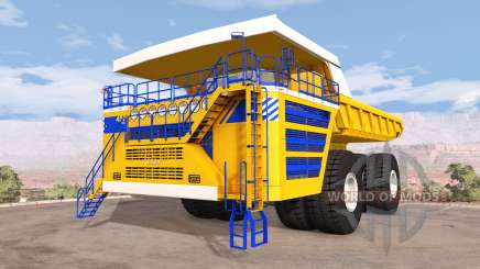 BelAZ-75710 v1.1 für BeamNG Drive