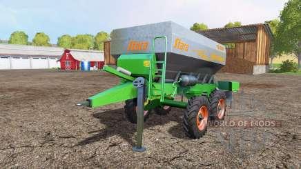 Stara Hercules 10000 pour Farming Simulator 2015