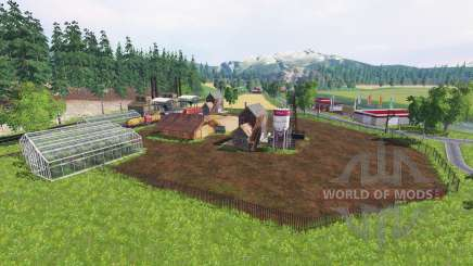 Ulsteinvik v1.2 pour Farming Simulator 2015