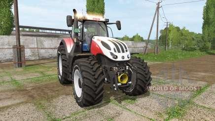 Steyr Terrus 6270 CVT ecotec v2.0 für Farming Simulator 2017