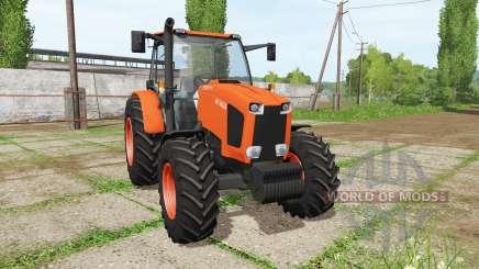 Kubota M135GX pour Farming Simulator 2017