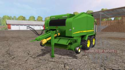 John Deere 678 pour Farming Simulator 2015