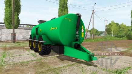 Samson PG II 25 pour Farming Simulator 2017
