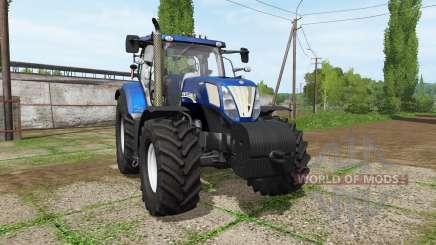 New Holland T7.235 für Farming Simulator 2017