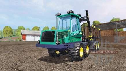 Timberjack 1110 v1.1 pour Farming Simulator 2015