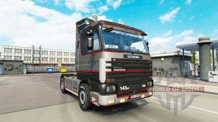 Scania 143M 500 v4.0 für Euro Truck Simulator 2
