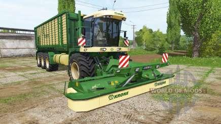 Krone BiG L 550 Prototype v1.0.0.2 für Farming Simulator 2017