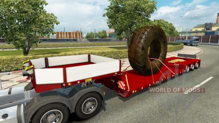 Doll Vario with big wheel v1.1 pour Euro Truck Simulator 2