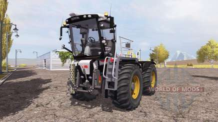 CLAAS Xerion 3800 SaddleTrac v1.1 pour Farming Simulator 2013