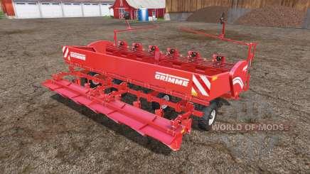 Grimme GL 660 v1.1 pour Farming Simulator 2015