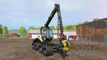 PONSSE Scorpion track pour Farming Simulator 2015