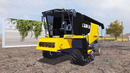 CLAAS Lexion 770 TerraTrac v2.0 pour Farming Simulator 2013
