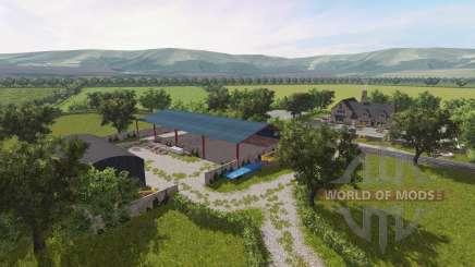 Grange farm v1.2 für Farming Simulator 2017