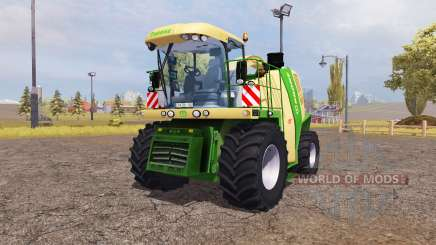 Krone BiG X 1100 für Farming Simulator 2013