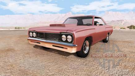 Plymouth Road Runner v1.1 pour BeamNG Drive