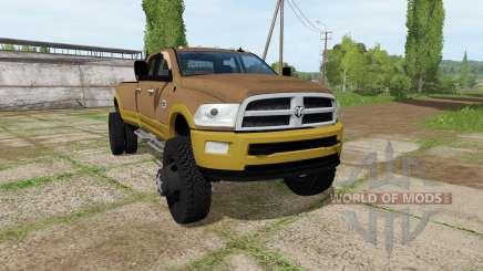Dodge Ram 3500 pour Farming Simulator 2017