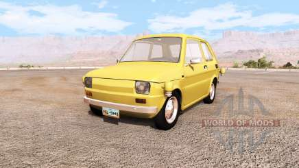 Fiat 126p flying v0.1 pour BeamNG Drive