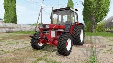 International Harvester 744 v1.3 pour Farming Simulator 2017