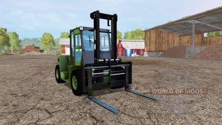 CLARK C80 v4.01 pour Farming Simulator 2015