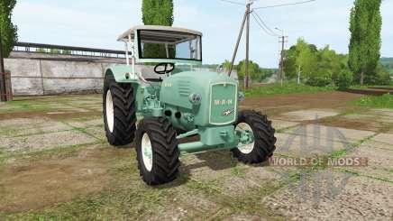 MAN 4p1 1960 v2.1 pour Farming Simulator 2017