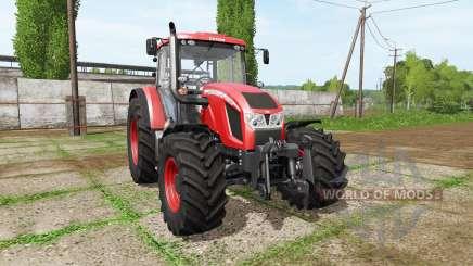 Zetor Forterra 130 HD pour Farming Simulator 2017