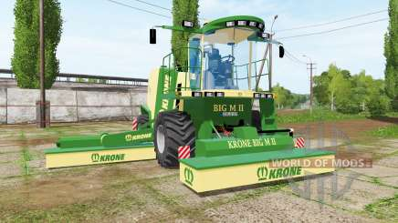 Krone BiG M II pour Farming Simulator 2017