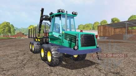 Timberjack 1110 pour Farming Simulator 2015