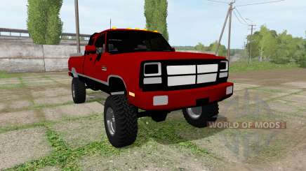 Dodge Power Ram für Farming Simulator 2017