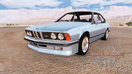 BMW M635 CSi (E24) für BeamNG Drive