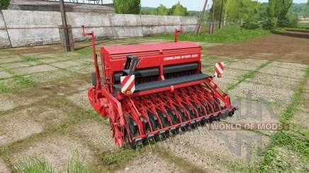 Kuhn Sitera 3000 für Farming Simulator 2017