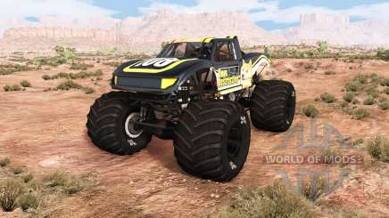 CRD Monster Truck v1.1 pour BeamNG Drive