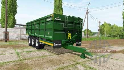 Broughan 22F pour Farming Simulator 2017