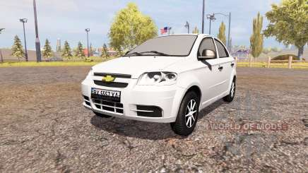 Chevrolet Aveo (T250) pour Farming Simulator 2013