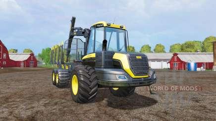 PONSSE Buffalo 6x6 pour Farming Simulator 2015