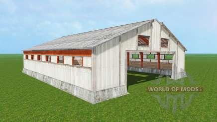 Halls für Farming Simulator 2015
