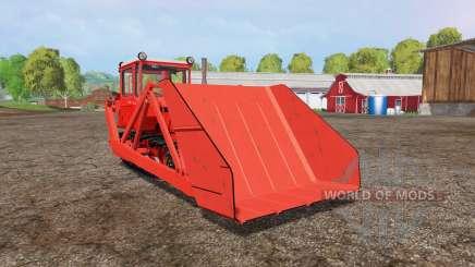 DT 75МФ v2.0 pour Farming Simulator 2015