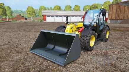 Liebherr TL 432-7 pour Farming Simulator 2015
