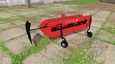 Belt rake REFORM pour Farming Simulator 2017