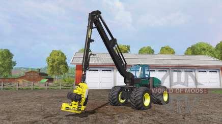 Timberjack 870B v1.1 pour Farming Simulator 2015