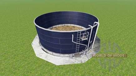 Liquid manure tank v1.8 für Farming Simulator 2015