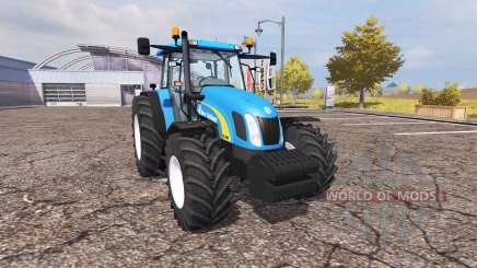 New Holland TL 100A pour Farming Simulator 2013