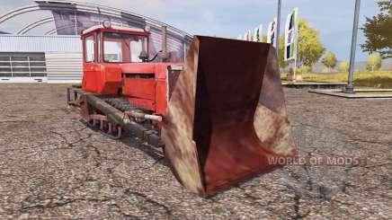 DT 75M pour Farming Simulator 2013
