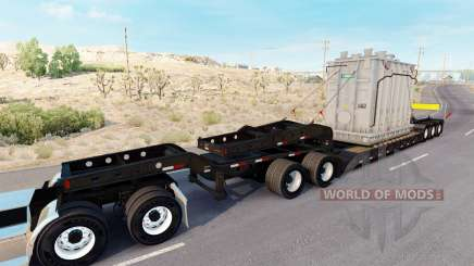 Fontaine Magnitude 55L Siemens für American Truck Simulator